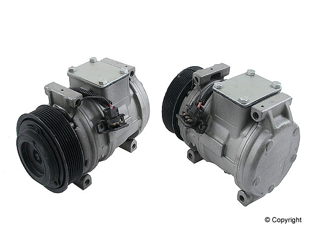 Mercedes 400E AC Compressor > Mercedes 400E A/C Compressor
