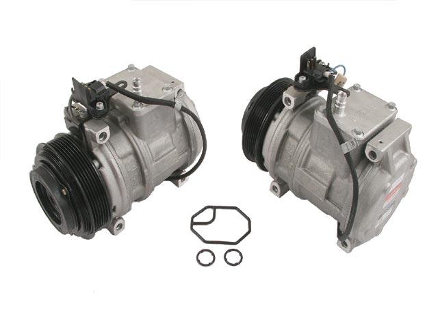 Mercedes S600 AC Compressor > Mercedes S600 A/C Compressor