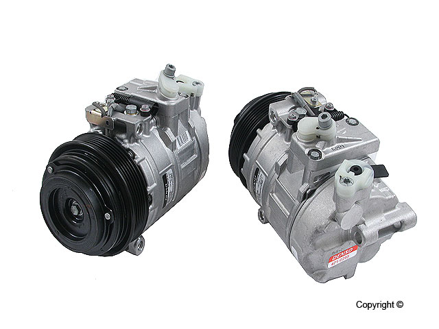 Mercedes ML55 AC Compressor > Mercedes ML55 AMG A/C Compressor