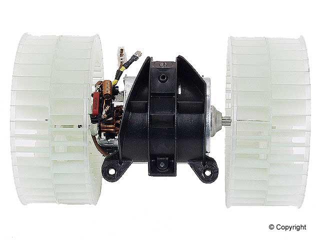 Mercedes 260E Blower Motor > Mercedes 260E HVAC Blower Motor