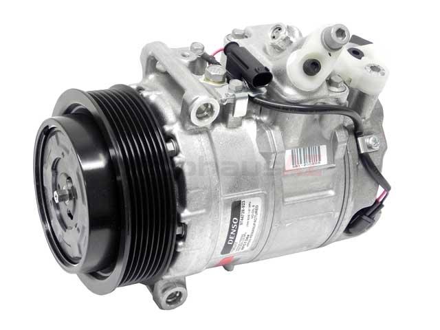 Mercedes C230 AC Compressor > Mercedes C230 A/C Compressor
