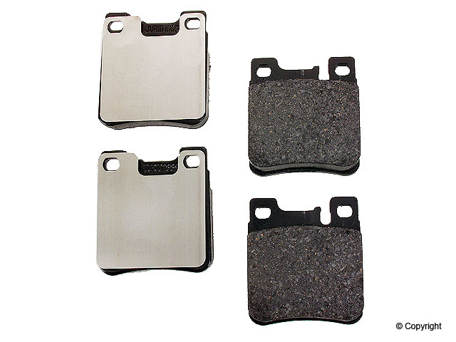 Mercedes CLK55 Brake Pads > Mercedes CLK550 Disc Brake Pad