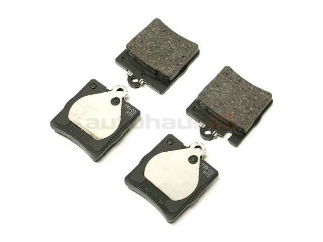 Mercedes C320 Brake Pads > Mercedes C320 Disc Brake Pad