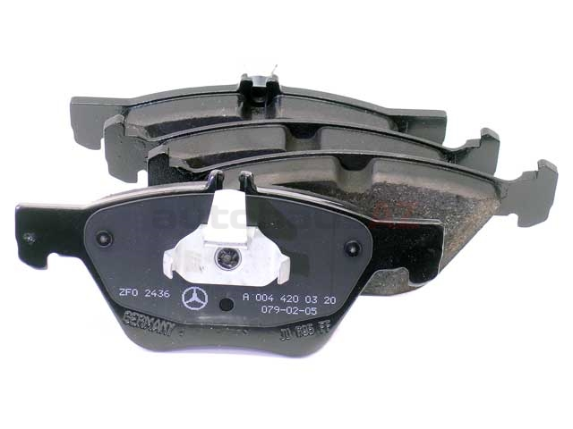 Mercedes CLK430 Brake Pads > Mercedes CLK430 Disc Brake Pad