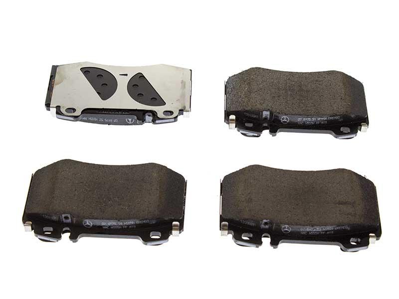 Mercedes CL500 Brake Pads > Mercedes CL500 Disc Brake Pad