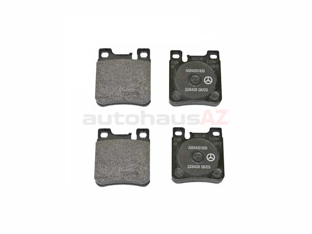 Mercedes CLK500 Brake Pads > Mercedes CLK500 Disc Brake Pad