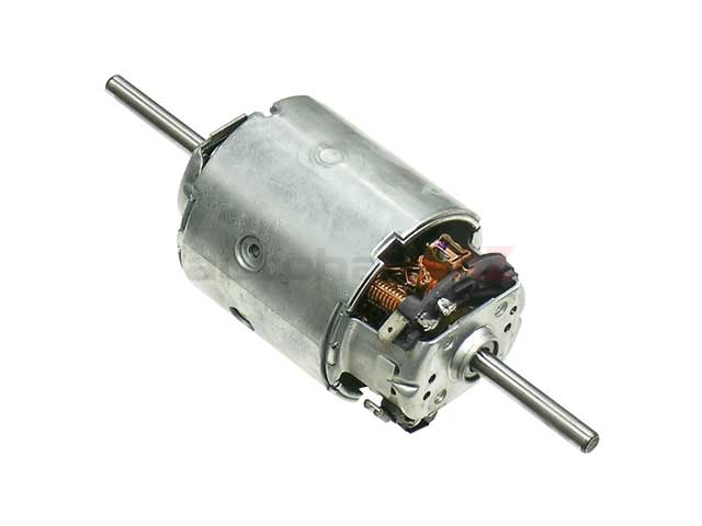 Mercedes Heater Motor > Mercedes 300D HVAC Blower Motor