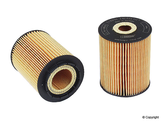 Volkswagen Touareg > VW Touareg Engine Oil Filter