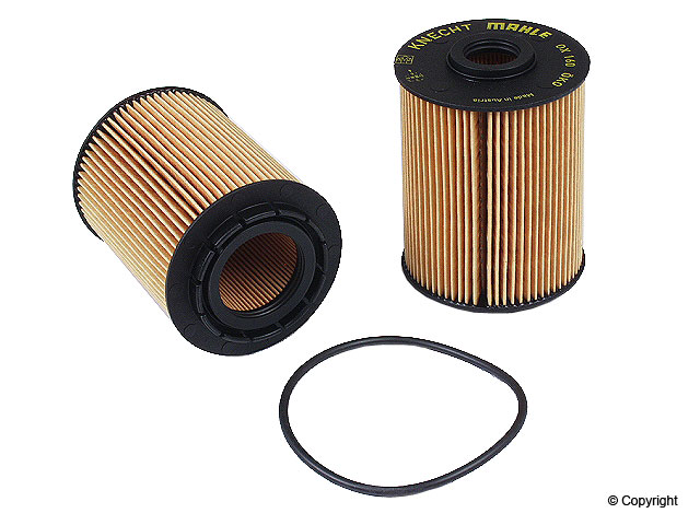 VW Touareg > VW Touareg Engine Oil Filter