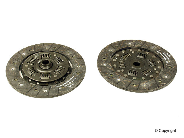 Porsche Clutch Disc > Porsche 914 Clutch Friction Disc