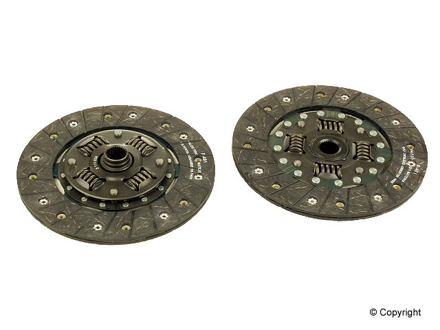 Volkswagen Clutch Disc > VW Jetta Clutch Friction Disc