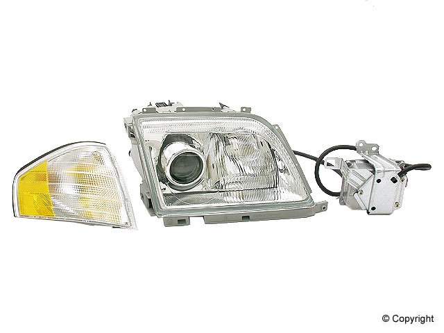 Mercedes SL320 Headlight Assembly > Mercedes SL320 Headlight Assembly