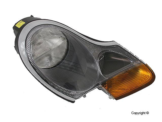 Porsche Head Light > Porsche Boxster Headlight Assembly