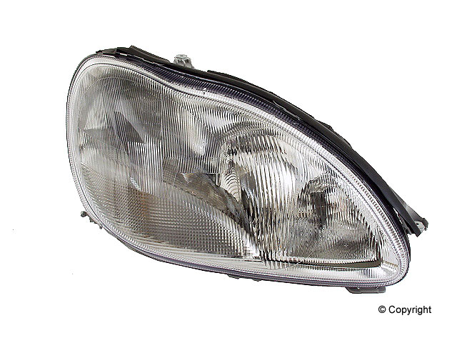 Mercedes S55 Headlight Assembly > Mercedes S55 AMG Headlight Assembly