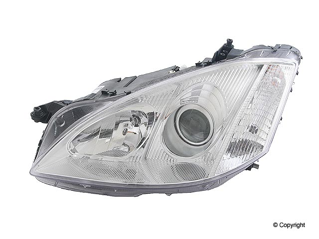 Mercedes S600 Headlight Assembly > Mercedes S600 Headlight Assembly