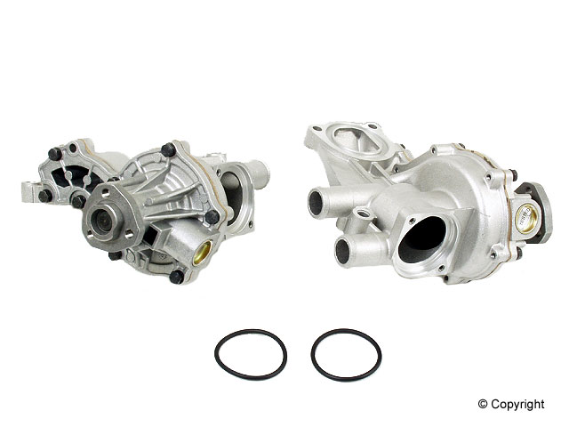 VW Quantum > VW Quantum Engine Water Pump