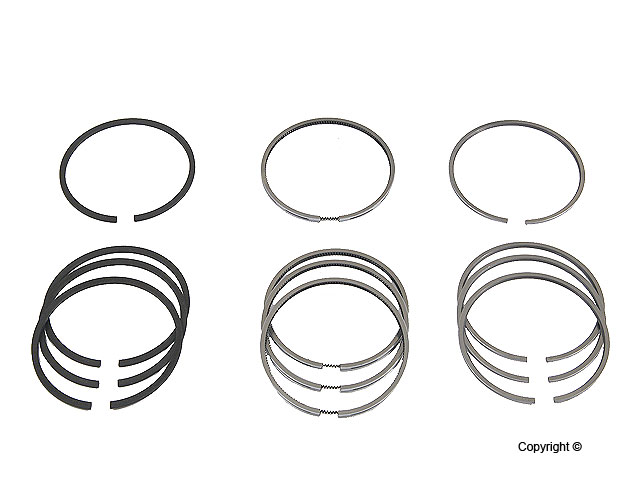 Volkswagen Eurovan > VW EuroVan Engine Piston Ring Set