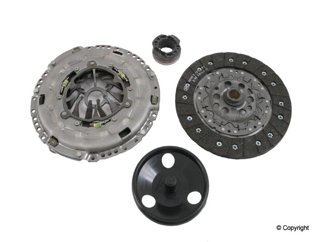 Volkswagen Clutch Kit > VW Rabbit Clutch Kit