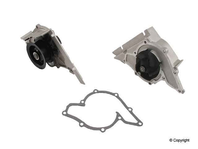 Audi Water Pump > Audi A6 Quattro Engine Water Pump