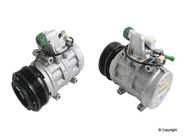 Audi V8 AC Compressor > Audi V8 Quattro A/C Compressor