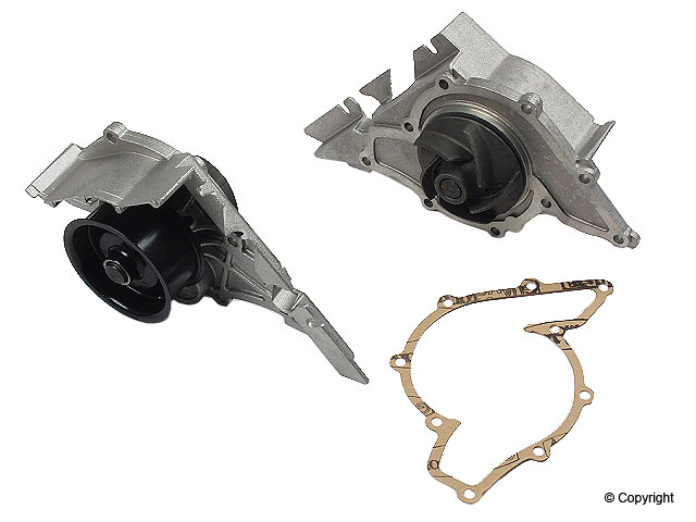 Audi Water Pump > Audi S4 Engine Water Pump