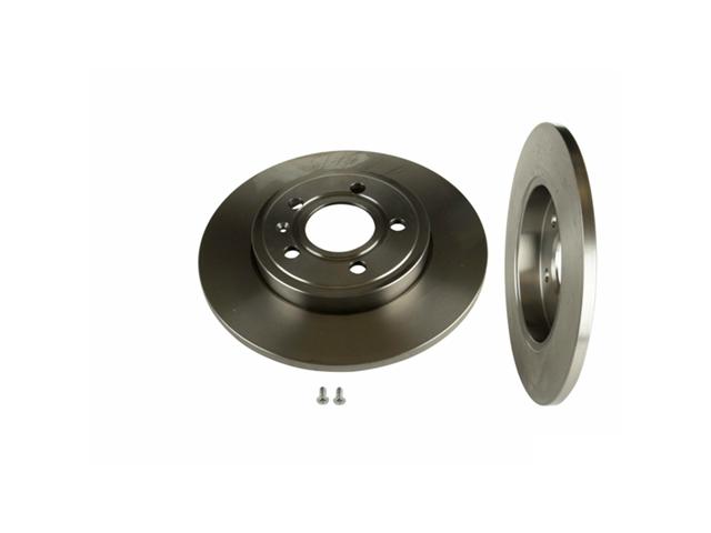 Volvo S40 Brakes > Volvo S40 Disc Brake Rotor