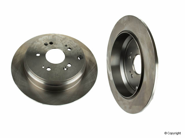 Honda CRV Rotors > Honda CR-V Disc Brake Rotor