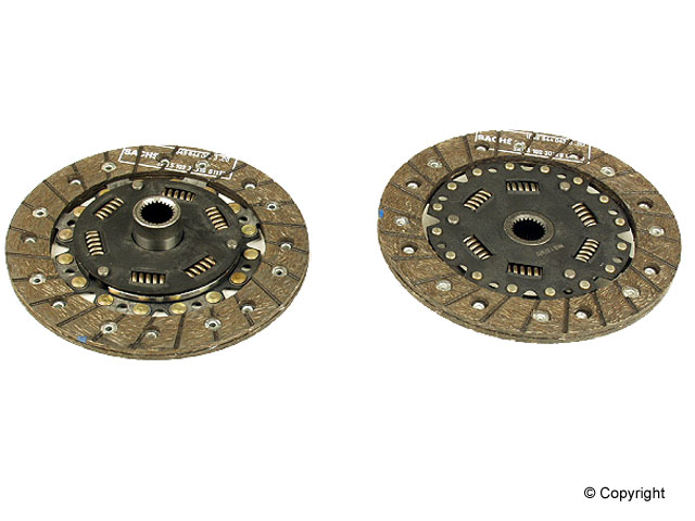 VW Clutch Disc > VW Beetle Clutch Friction Disc