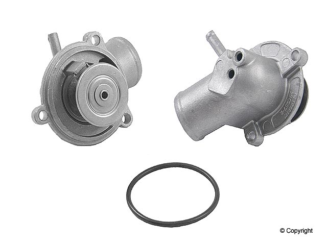 Mercedes SLK230 Thermostat > Mercedes SLK230 Engine Coolant Thermostat