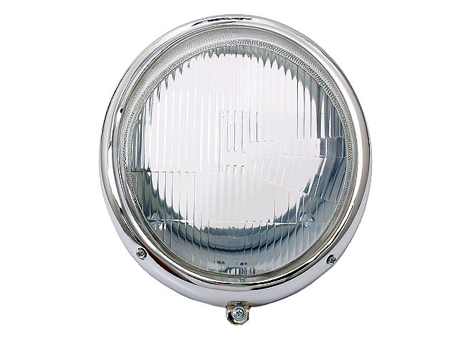 Porsche 912 Headlight Assembly > Porsche 912 Headlight Assembly