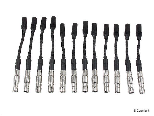 Mercedes Spark Plug Wires > Mercedes E320 Spark Plug Wire Set