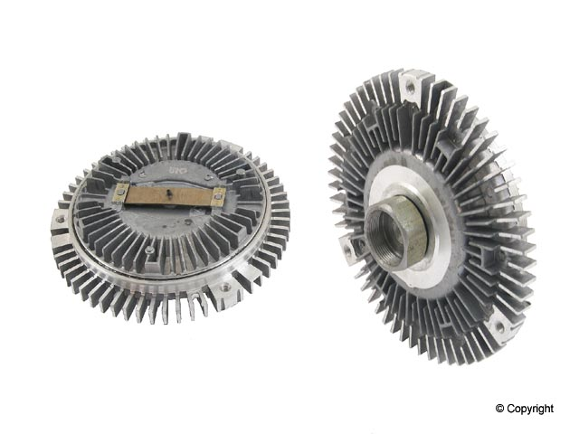 Mercedes Fan Clutch > Mercedes ML350 Engine Cooling Fan Clutch