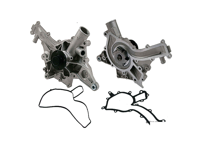 Mercedes C43 Water Pump > Mercedes C43 AMG Engine Water Pump