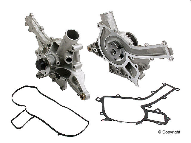 Mercedes SLK32 Water Pump > Mercedes SLK320 Engine Water Pump