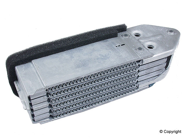 Audi Oil Cooler > Audi 5000 Engine Oil Cooler