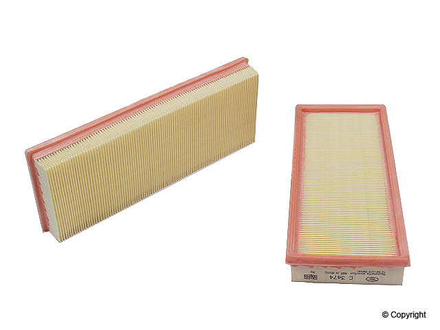 Volkswagen Karmann Ghia Air Filter > VW Karmann Ghia Air Filter