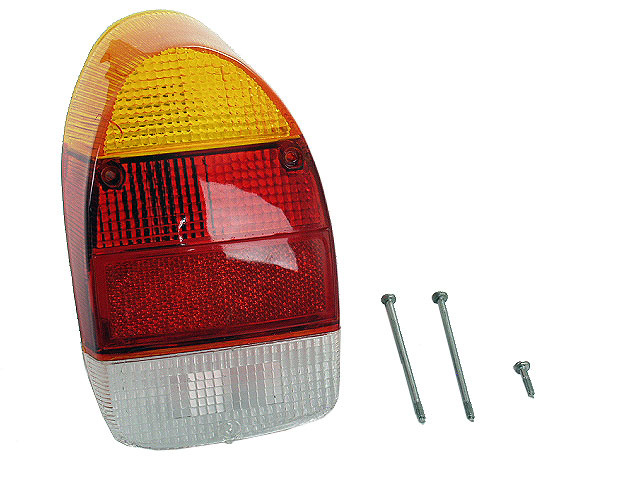 Volkswagen Tail Light Lens > VW Beetle Tail Light Lens