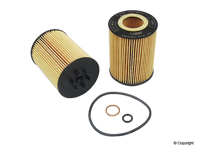 BMW 645CI > BMW 645Ci Engine Oil Filter