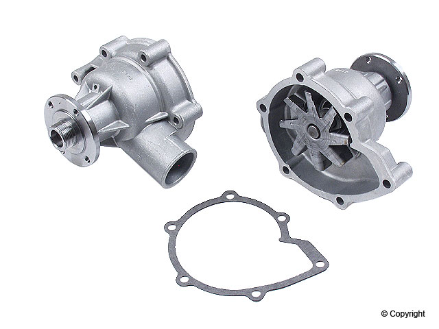 BMW 635CSI Water Pump > BMW 635CSi Engine Water Pump