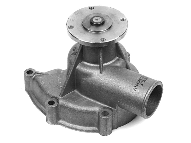 BMW 733I Water Pump > BMW 733i Engine Water Pump