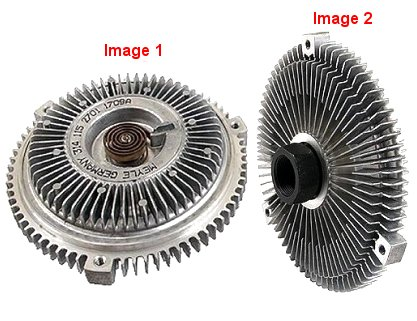 BMW 328I Fan Clutch > BMW 328is Engine Cooling Fan Clutch