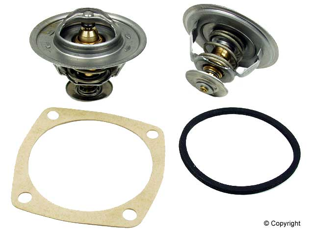 BMW 735i Thermostat > BMW 735i Engine Coolant Thermostat