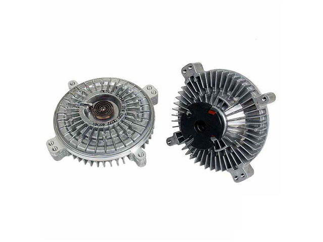 Mercedes Fan Clutch > Mercedes 420SEL Engine Cooling Fan Clutch