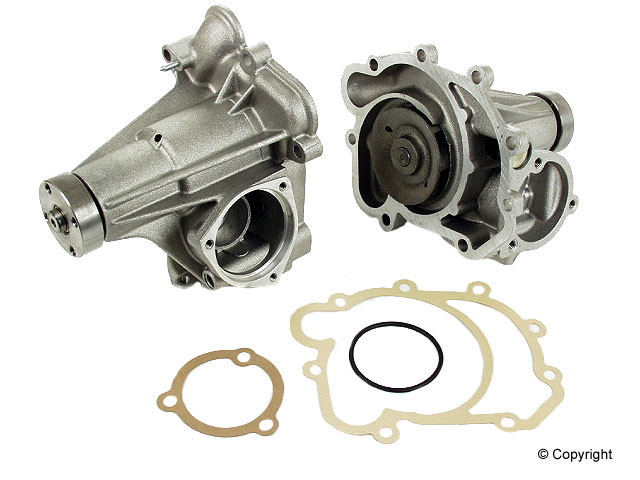 Mercedes 560SL Water Pump > Mercedes 560SL Engine Water Pump
