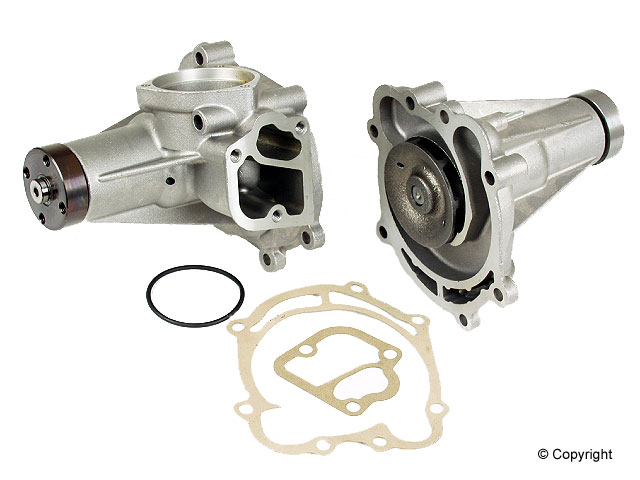 Mercedes 280S Water Pump > Mercedes 280SEL Engine Water Pump
