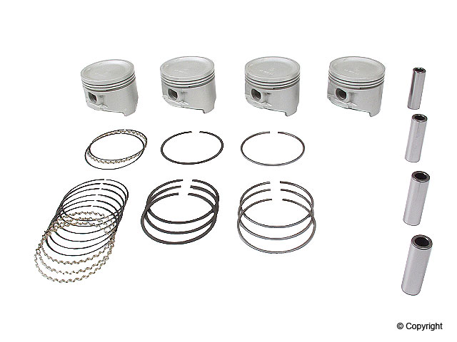 Nissan Piston Set > Nissan Van Engine Piston Set