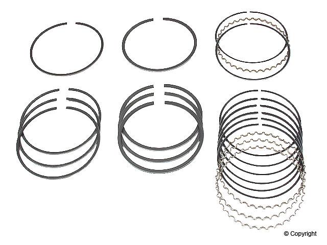 Nissan Piston Ring Set > Nissan Pickup Engine Piston Ring Set