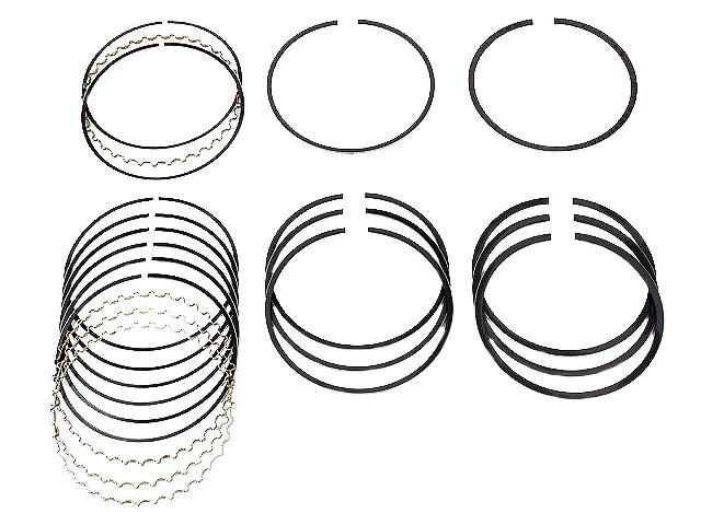 Nissan Piston Ring Set > Nissan D21 Engine Piston Ring Set