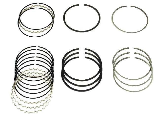 Nissan Piston Ring Set > Nissan Sentra Engine Piston Ring Set
