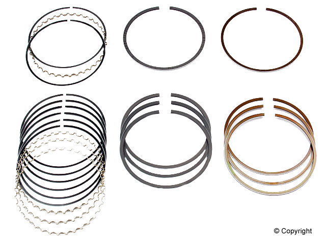Nissan Axxess > Nissan Axxess Engine Piston Ring Set